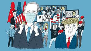 アメリカ大統領選挙で見えた社会の表と裏。 ナオキマン