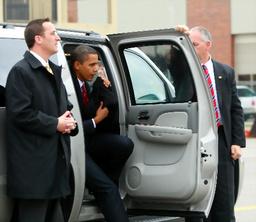 逮捕 オバマ