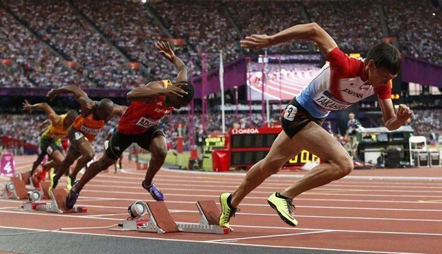 ロンドンオリンピック2012 - ロンドン五輪 13日目:朝日新聞 ...