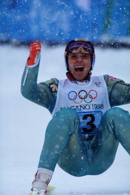 写真特集 - 1998年2月、長野県で開かれた第18回オリンピック ...