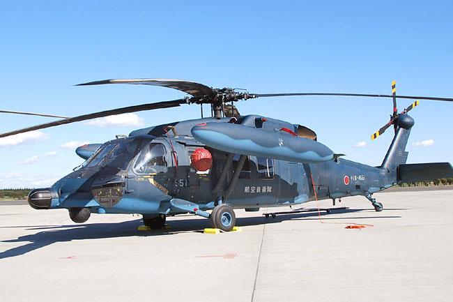 asahi.com(朝日新聞社):SH-60J救難ヘリ 航空救難団(百里救難 ...