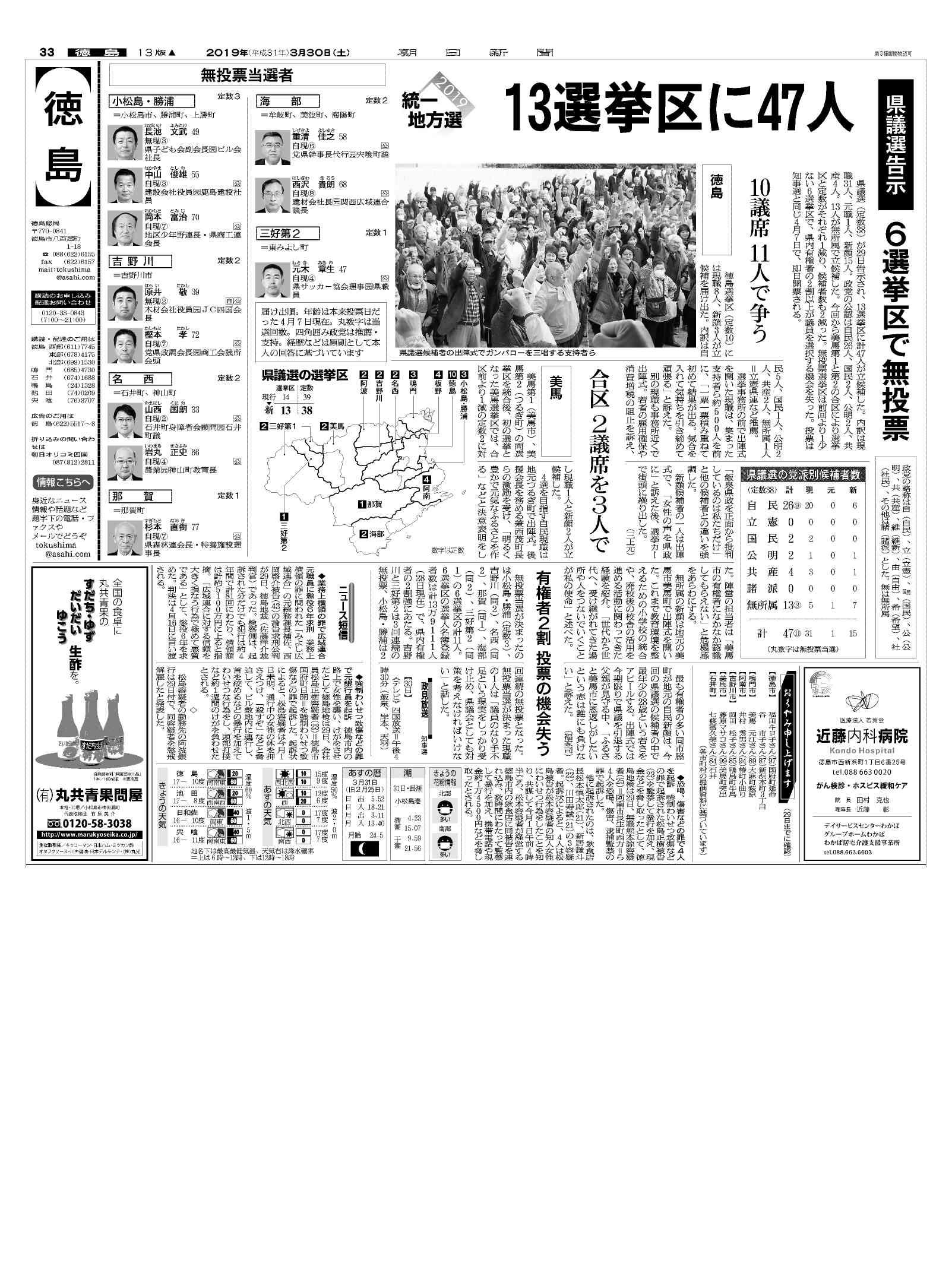 徳島 天気 10 日間