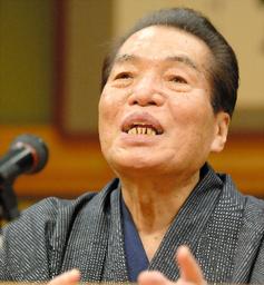 asahi.com(朝日新聞社):三遊亭円楽さん死去 古典落語の第一人 ...