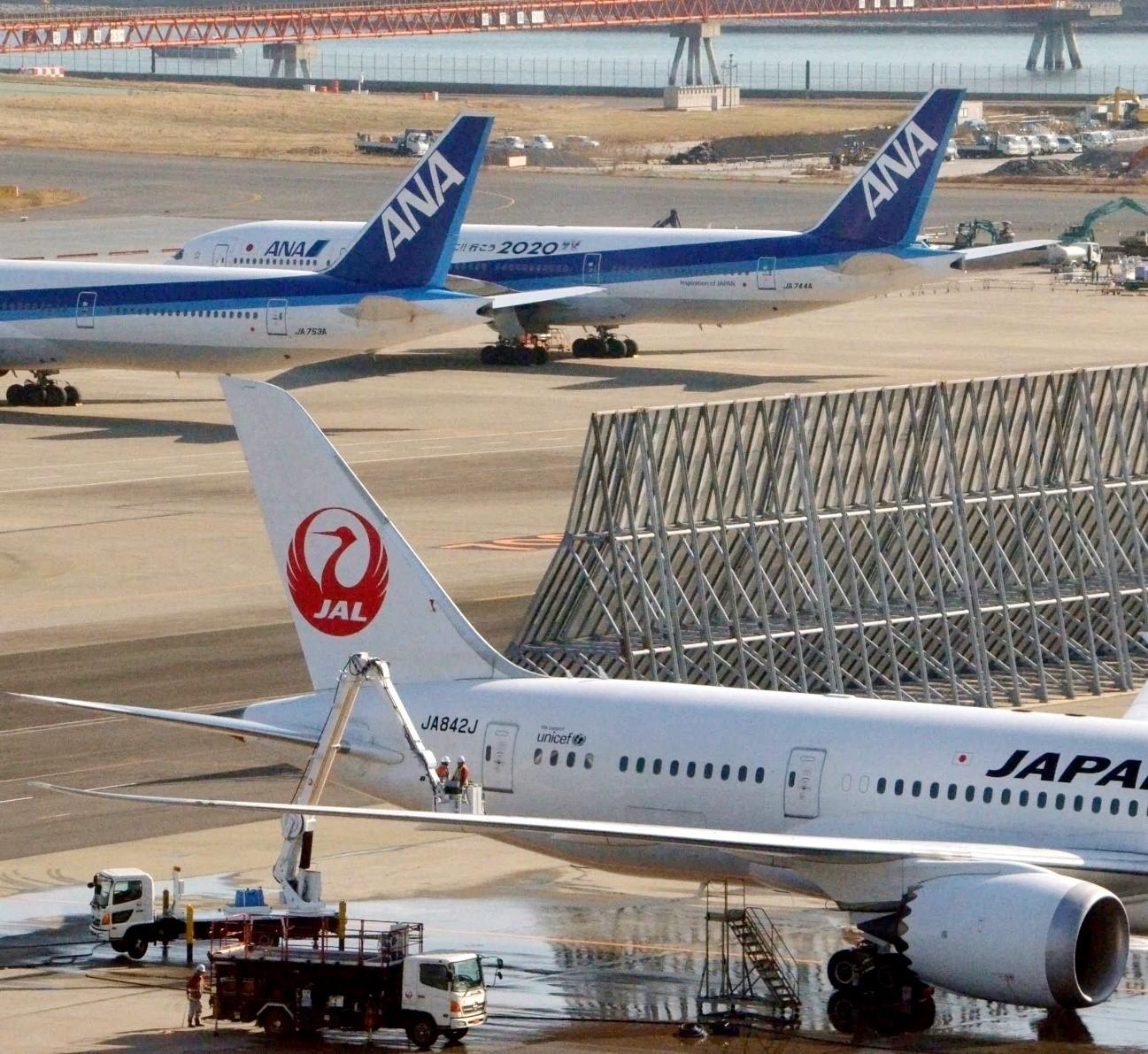コロナ 日本 航空