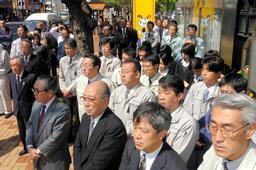 asahi.com:長崎市長選、他候補も活動再開 さらに数人が立候補か ...