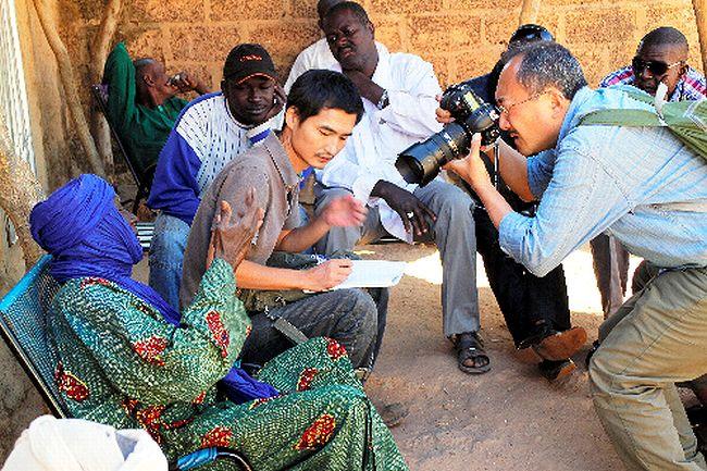 朝日新聞デジタル:アフリカの風に吹かれて@マリ - 写真特集