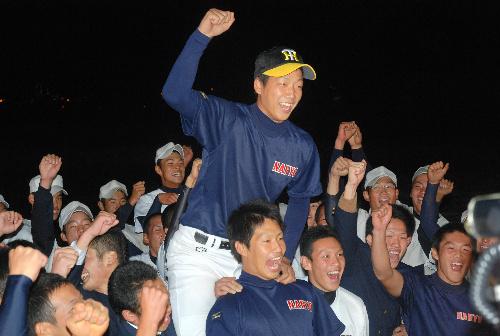 阪神4位指名の岩本投手「必要な選手に」