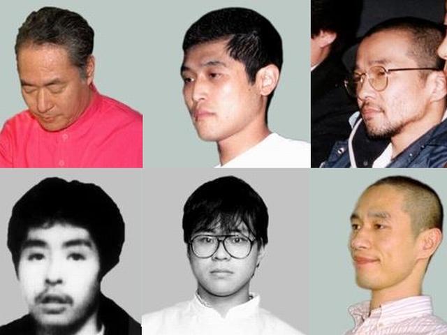 死刑執行の6人の元教団幹部