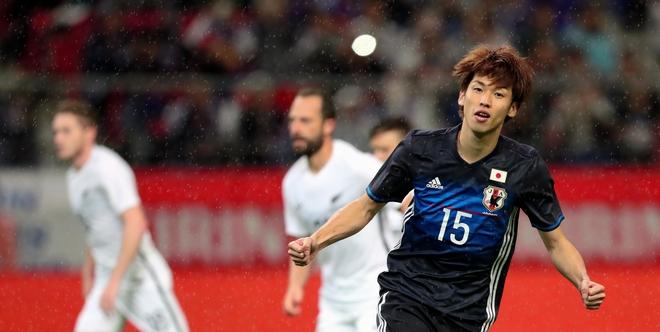 大迫勇也 ワールドカップ(W杯)